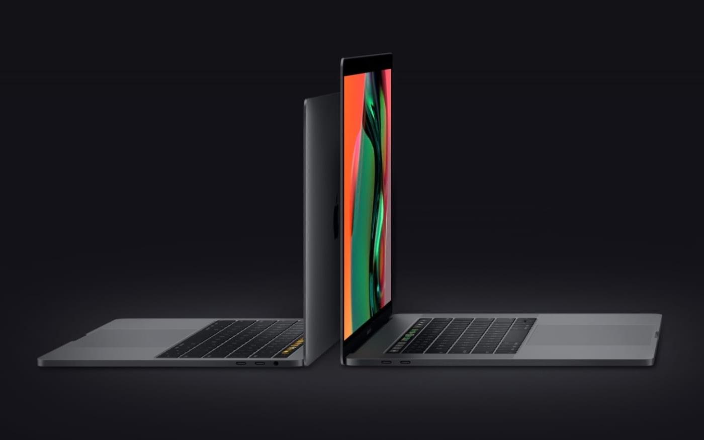 MacBooks Pro ganham correção no teclado e processadores Intel mais rápidos