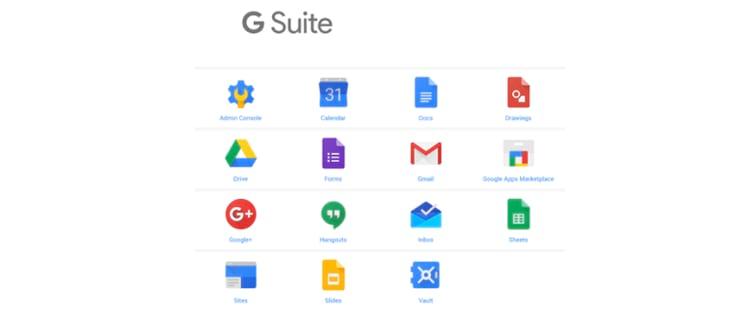 Usuários da G Suite para empresas tiveram suas senhas expostas por anos.