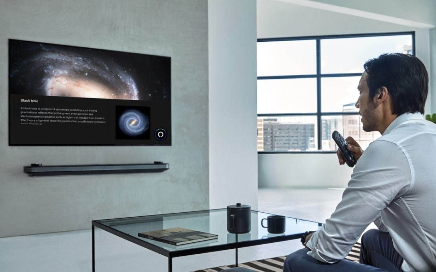 TVs da LG recebem suporte ao assistênte de voz Alexa (criado pela Amazon) no final deste mês