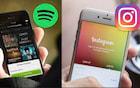 Como compartilhar o que esta sendo ouvido no Spotify no Instagram