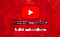 A mudança de cultura por trás da abreviação do número de inscritos nos canais do YouTube
