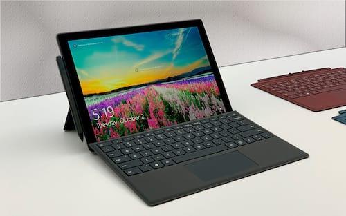 Microsoft Surface Pro 7: Patente mostra conexão USB-C e nova capa com teclado