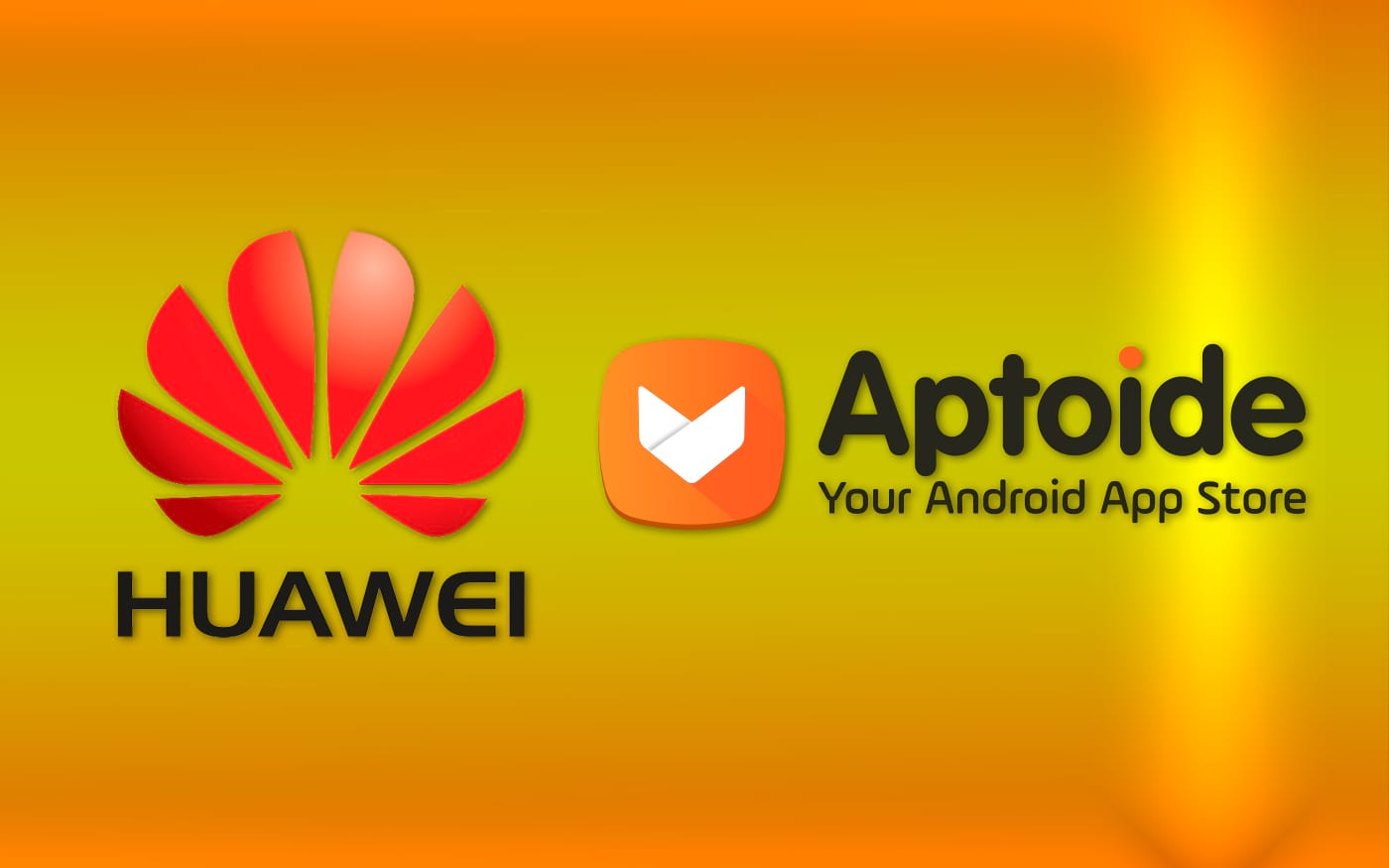 Huawei negocia com a loja de aplicativos Aptoide para substituir o Google Play Store