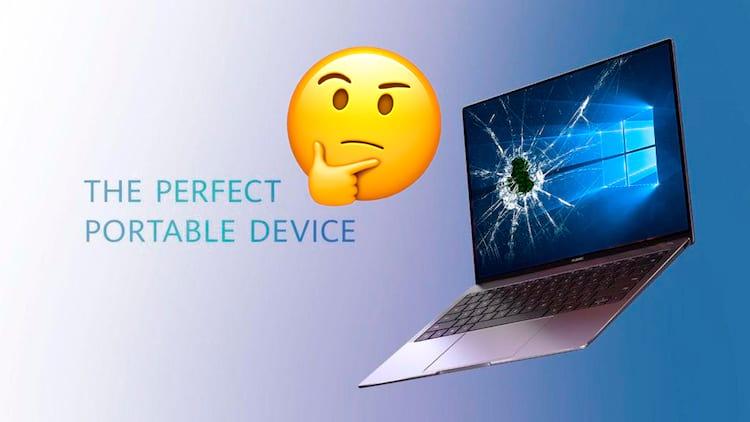 Matebook sem Windows 10