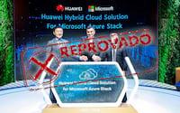 Huawei e Microsoft: Matebook sem Windows e Huawei fora do catálogo de servidores Azure Stack