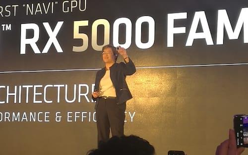 AMD anuncia suas novas GPUs Navi RX 5000