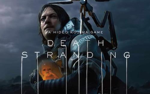 Hideo Kojima divulga teaser de Death Stranding - mais detalhes do game serão lançados nesta quinta-feira