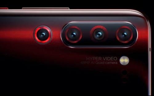 Versão 5G do Lenovo Z6 Pro terá parte traseira transparente