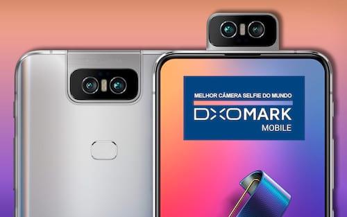 Zenfone 6: Segundo DXOMark o smartphone tem a melhor câmera selfie do mundo
