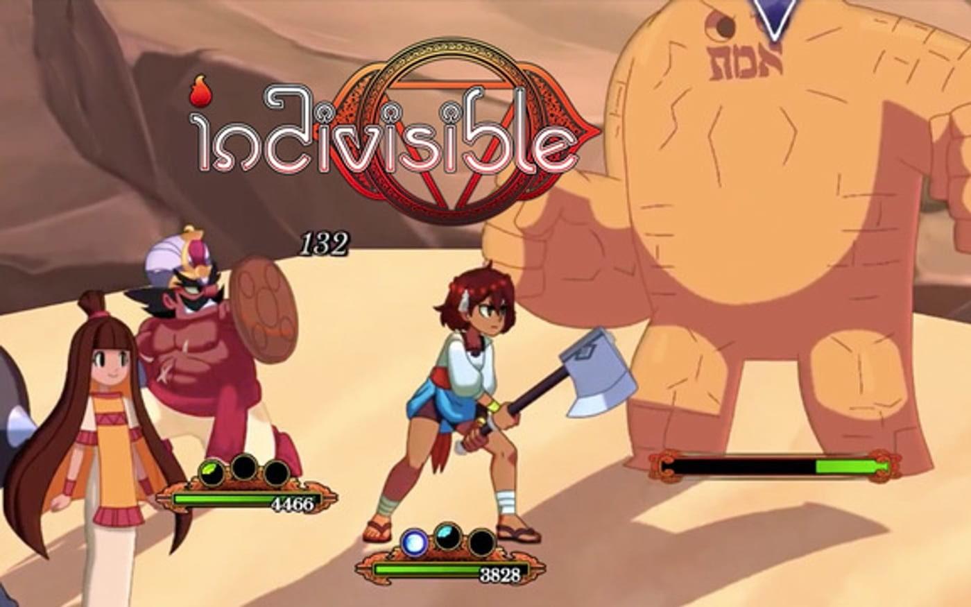 Indivisible e Death end re;Quest são os lançamentos da semana