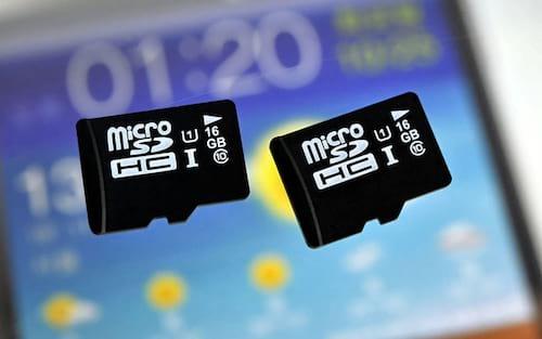 Huawei agora está proibida de usar cartões micro SD em smartphones