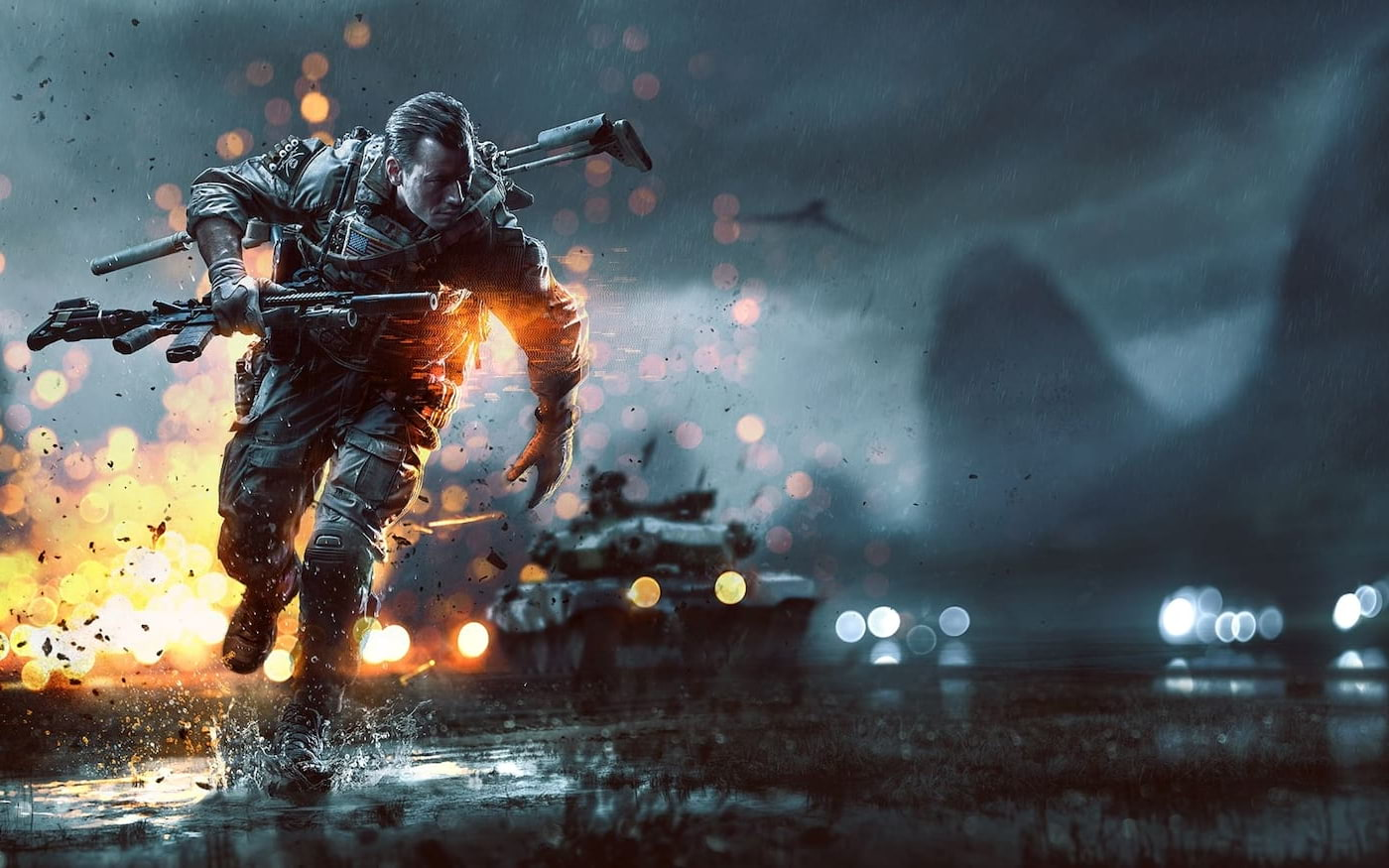 Battlefield 4 e Need for Speed Payback são alguns dos títulos em promoção da PlayStation Store