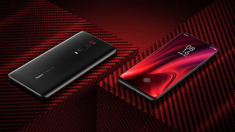 Redmi K20 Pro estará disponível na cor preta.