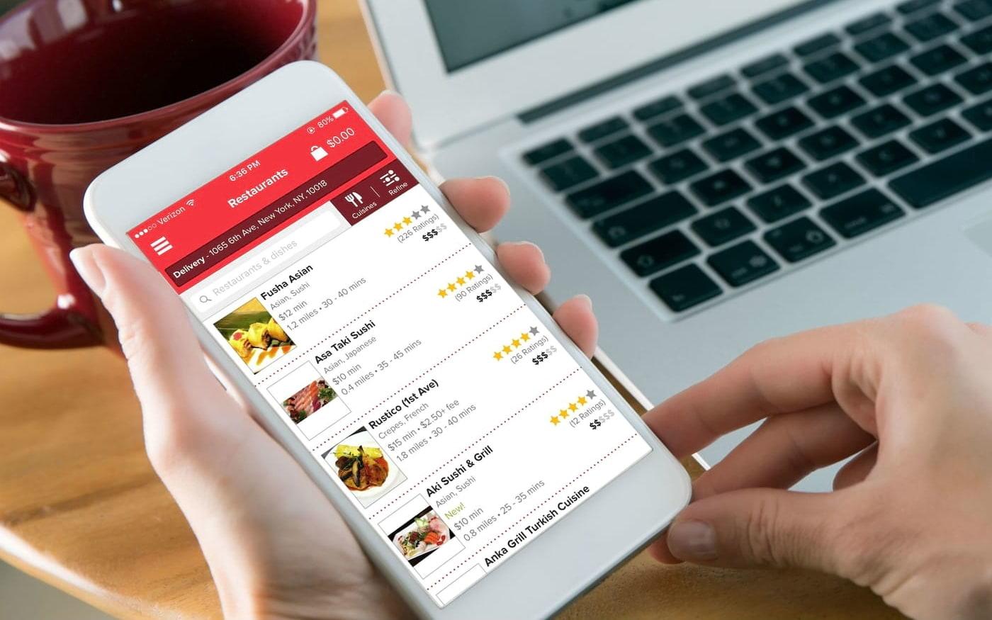 Google lança atualização que permite pedir comida por meio de seus aplicativos