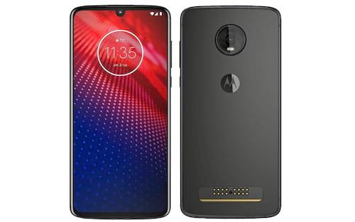 Motorola Z4 fica à venda na Amazon antes de seu lançamento