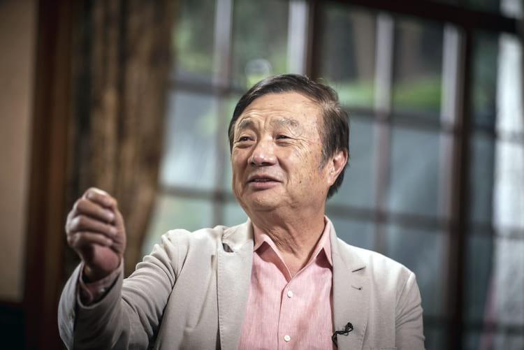 Ren Zhengfei, fundador da Huawei