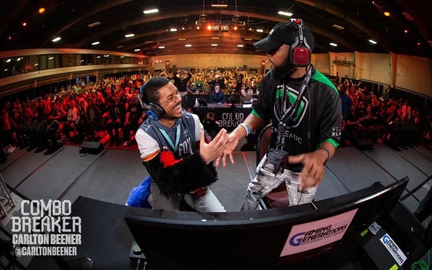 Combo Breaker 2019: Scar vence SonicFox e é campeão no Mortal Kombat 11