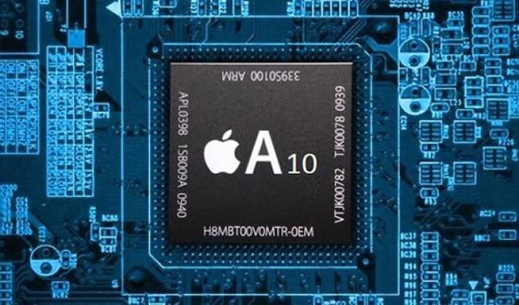 Processador do novo iPod Touch