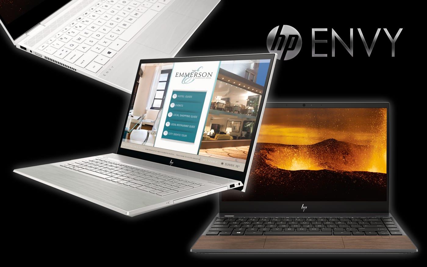 HP agora fabrica notebooks com parte de madeira