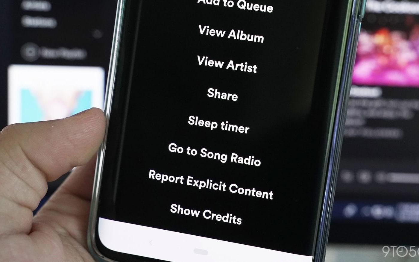Spotify lança recurso de timer em seu aplicativo
