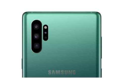 Vazamento recente indica que Galaxy Note 10 terá câmera tripla traseira na vertical