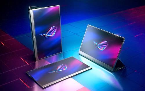 ROG Strix XG17: ASUS apresenta primeiro monitor portátil de 240Hz do mundo para gamers