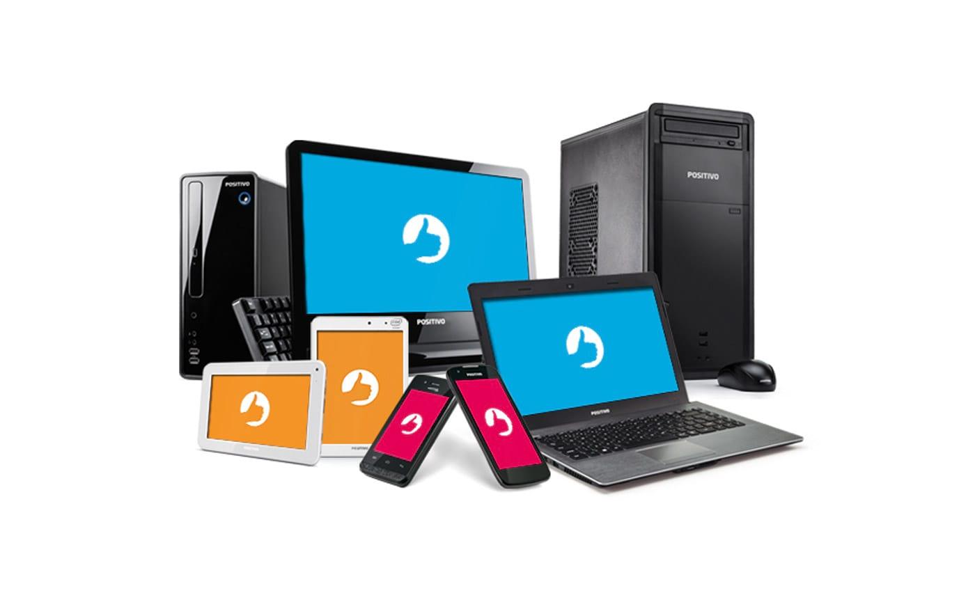 A companhia permanece líder na produção de computadores, registrando forte expansão em vendas de celulares e segue ampliando, apresentando novas soluções para o mercado.