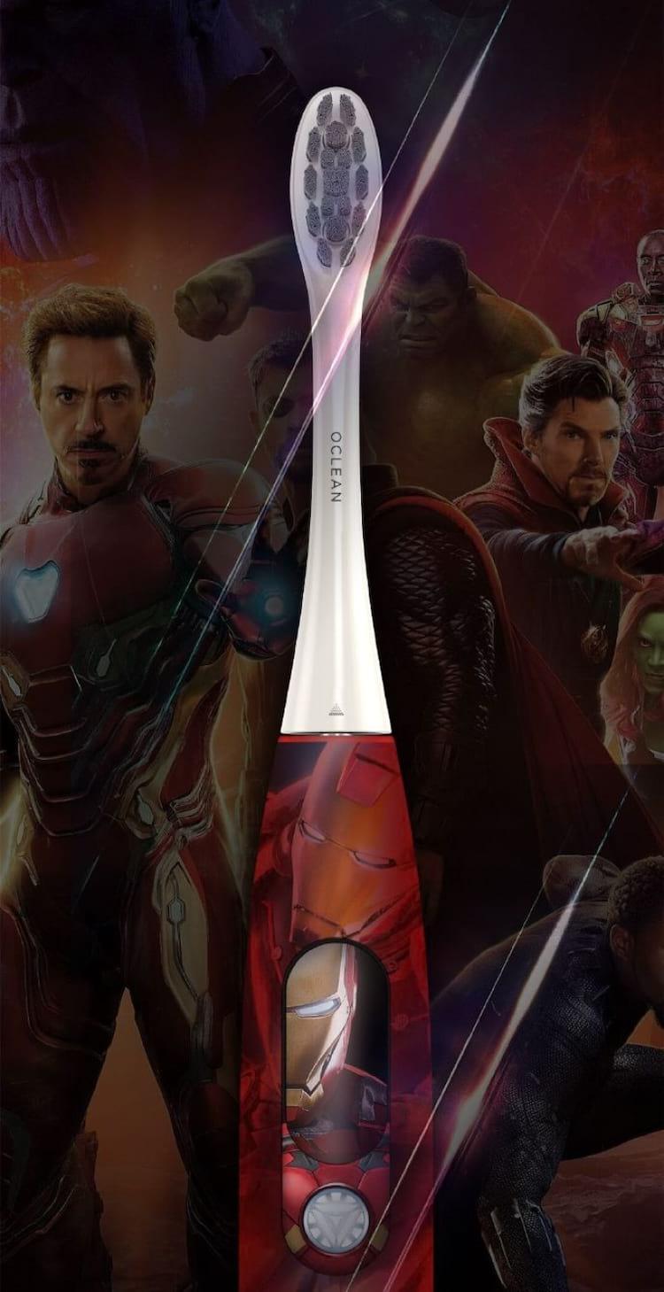 Modelo Iron Man