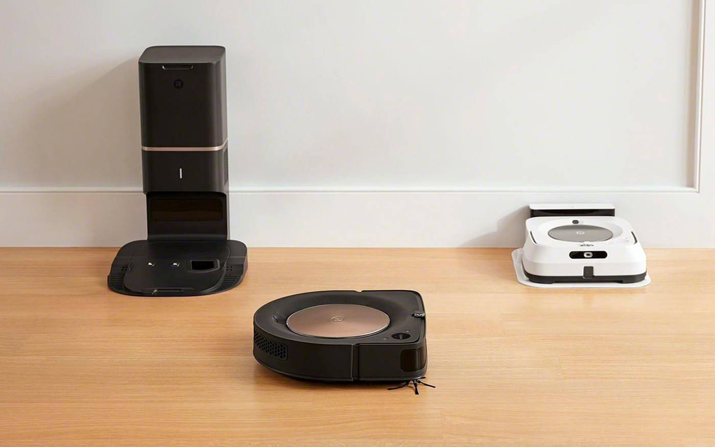 iRobot Roomba S9+ e o Braava Jet M6 podem trabalhar juntos para limpar a sua casa
