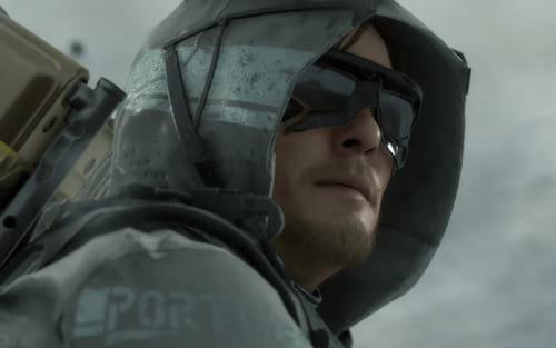 Death Stranding não é um jogo Stealth, diz Kojima