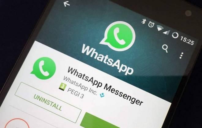 Atualização para WhatsApp também inclui correção em brecha de segurança.