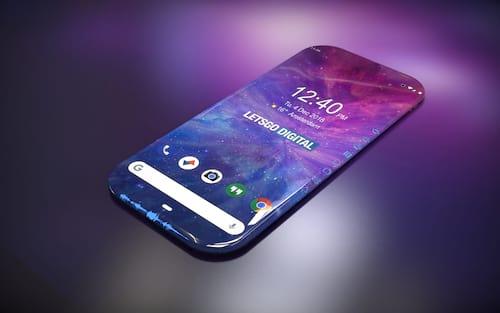 Smartphones totalmente sem bordas podem ser lançados ainda em 2019
