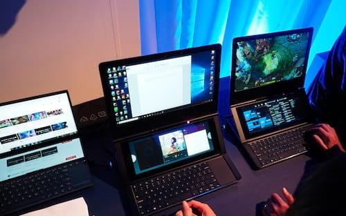 Computex2019: Notebook Gamer da Intel inova ao trazer duas telas (protótipo)