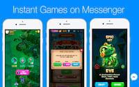 Facebook permite que desenvolvedores gerem receita com jogos instantâneos no Messenger