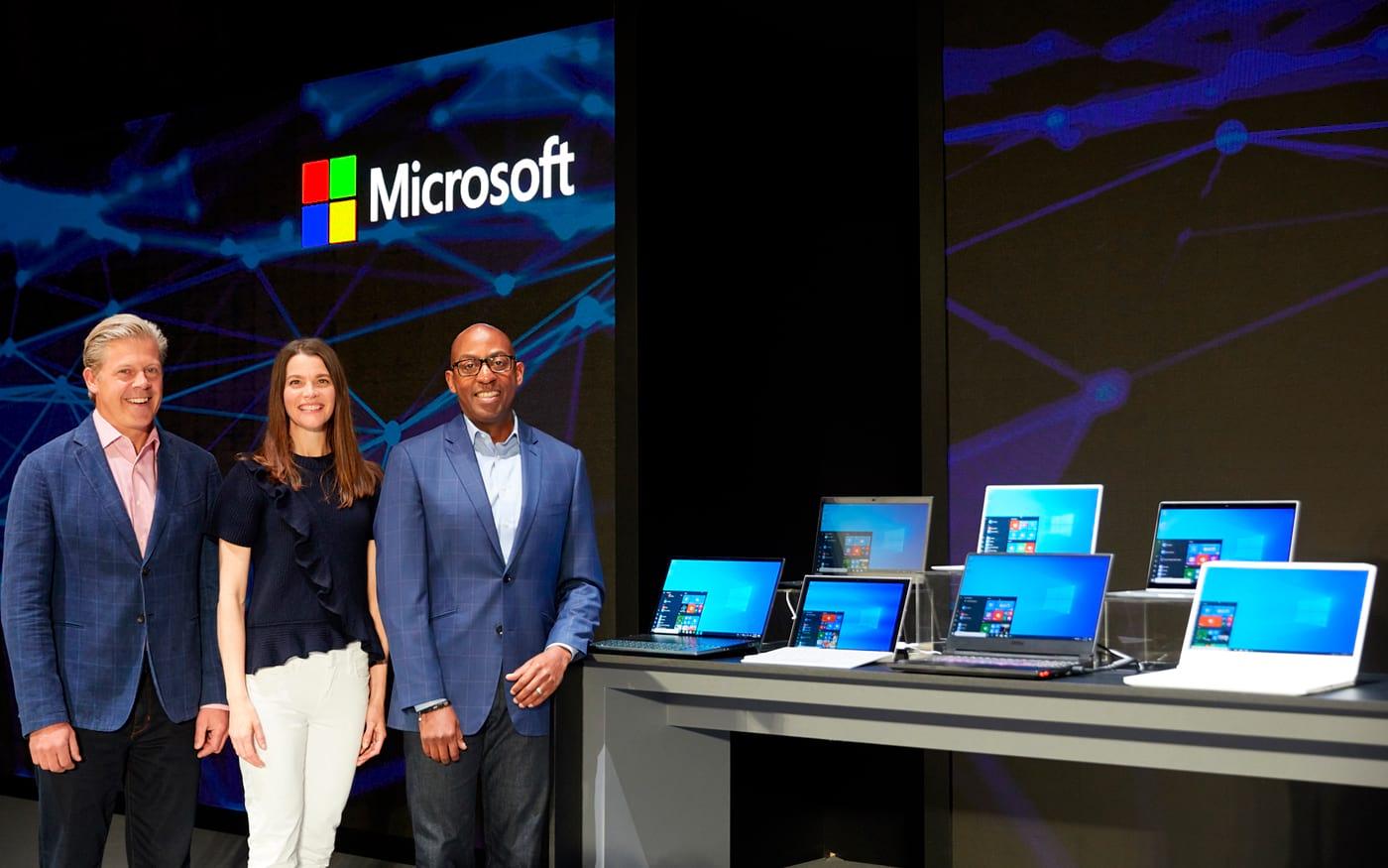Microsoft começa a consolidar a ideia por trás do 'Windows Core OS' na Computex 2019
