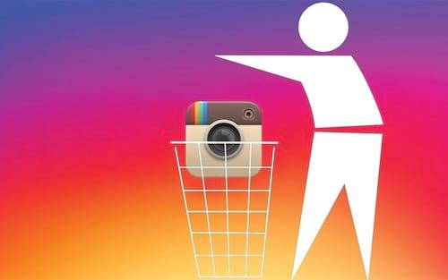 Como excluir ou desativar sua conta do Instagram
