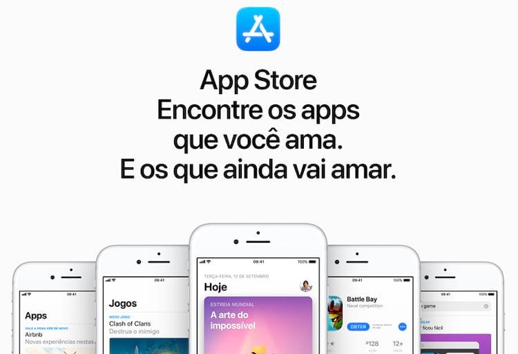 Loja de aplicativos