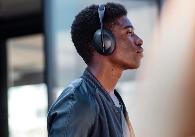 Headphone Wireless Bluetooth Bose 700