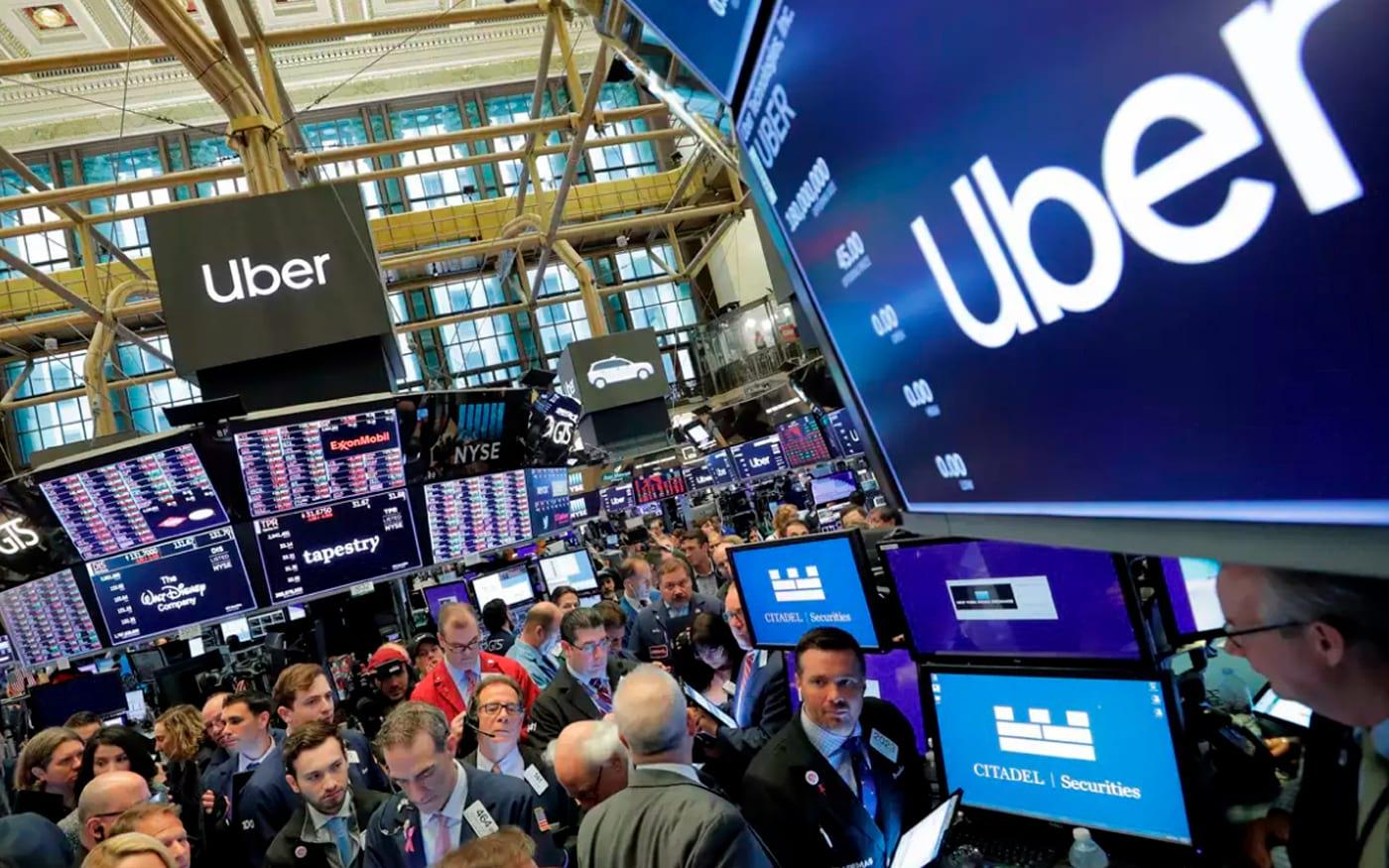 Uber registra perda de mais US$1 bilhão no último trimestre