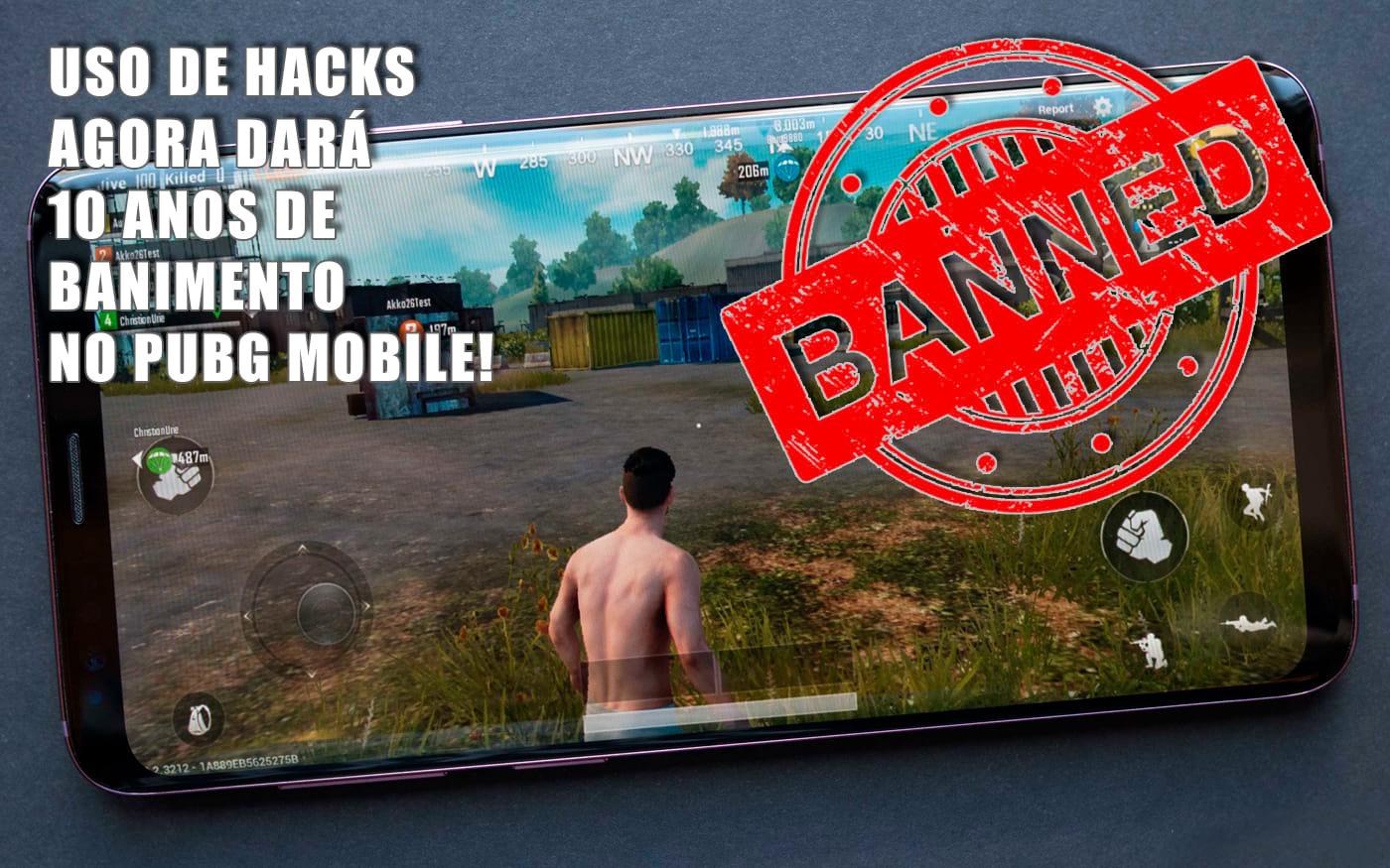 PUBG Mobile promete punir severamente jogadores que usam hacks para trapacear no jogo