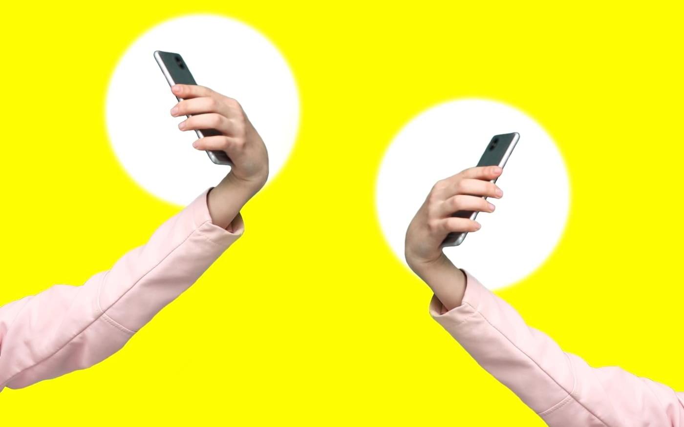 Como obter mais filtros, lenses e adesivos do Snapchat