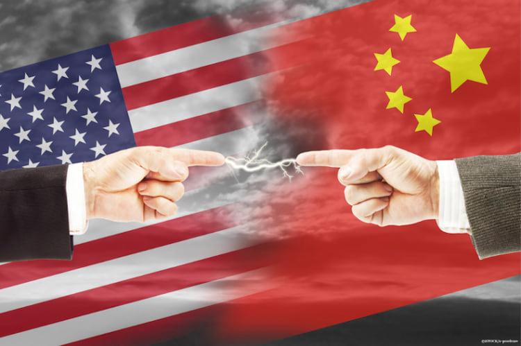 Embate EUA e China