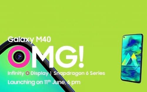 Samsung Galaxy M40 virá com Snapdragon 675 e 6 GB de RAM