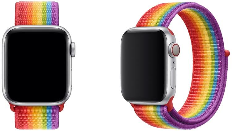 Novas cores em comemoração ao mês do orgulho LGBT