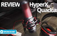 HyperX QuadCast, um novo competidor no mercado de microfones para Streamers - REVIEW