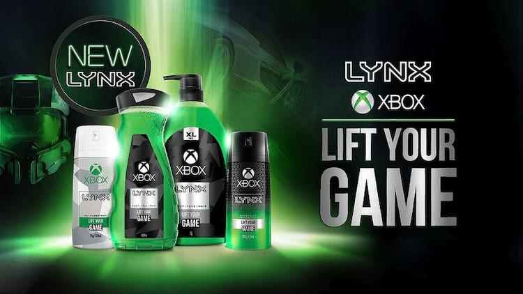 Lynx Xbox - Lift Your Game
