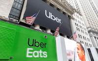 Uber terá opção de entrega de alimentos no aplicativo