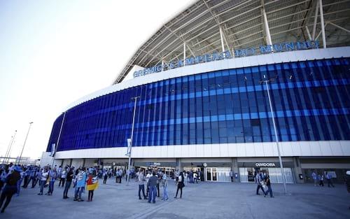 Claro leva cobertura 4.5G para Arena do Grêmio na estreia da Copa América 2019