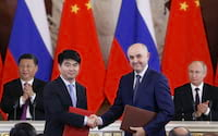 Huawei vai montar a internet 5G na Rússia