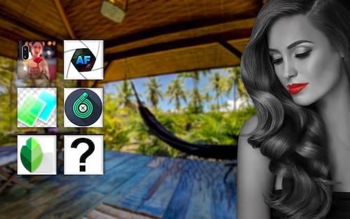 Top 5: Aplicativos para melhorar suas fotos! Modo retrato, Montagem, Retoques e muito mais...
